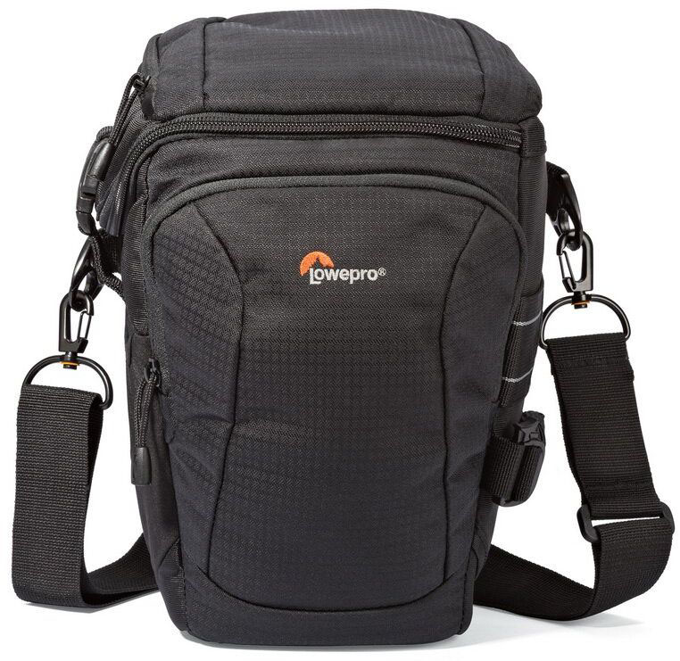 Lowepro Toploader Pro 70 AW II New, Black сумка для фотокамеры lowepro pro roller x100 aw black