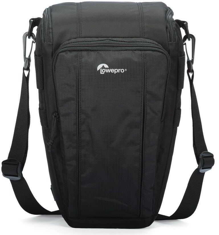 Lowepro Toploader Zoom 55 AW II, Black сумка для фотокамеры lowepro adventura sh140 ii black сумка для фотокамеры