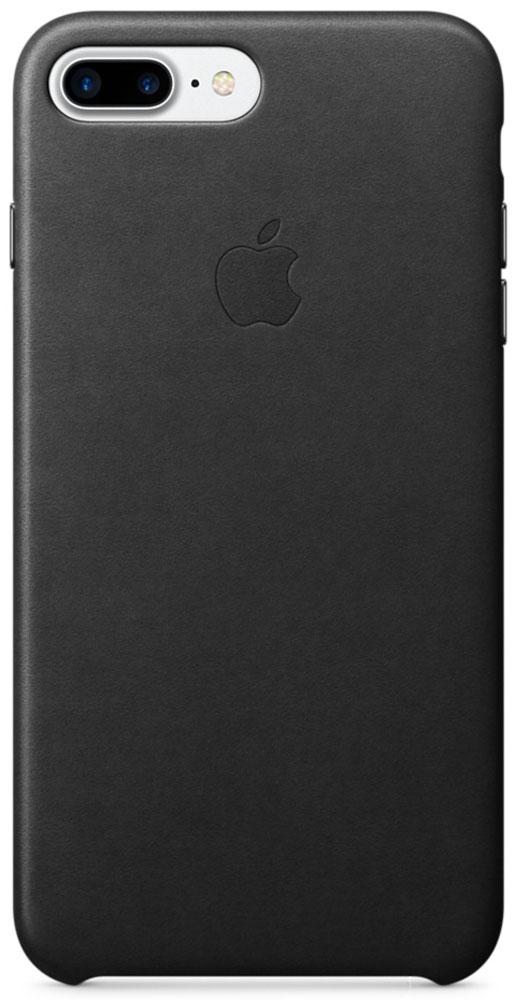 Apple Leather Case чехол для iPhone 7 Plus/8 Plus, BlackMMYJ2ZM/AЧехлы, созданные Apple, точно повторяют контуры iPhone, не делая его громоздким. Apple Leather Case изготовлен из мягкой кожи европейского производства, которая со временем покрывается благородной патиной. Мягкая внутренняя поверхность, выполненная из микроволокна, защищает корпус вашего iPhone. А кнопки из обработанного алюминия идеально подходят по цвету к чехлу.