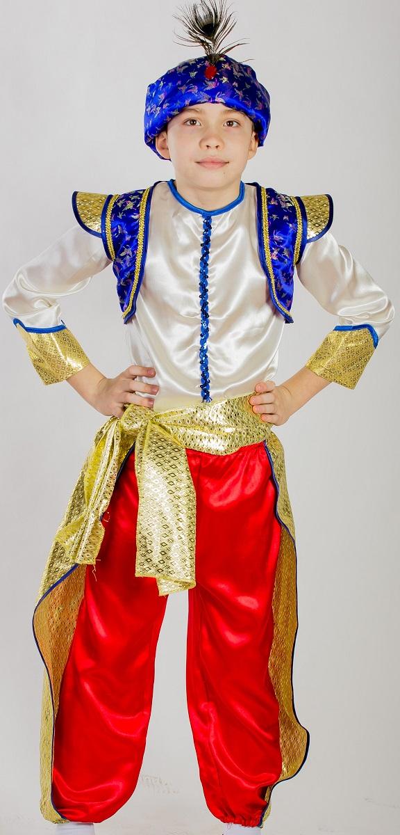 Карнавалия Карнавальный костюм для мальчика Восточный принц размер 134 продам восточный костюм в минске