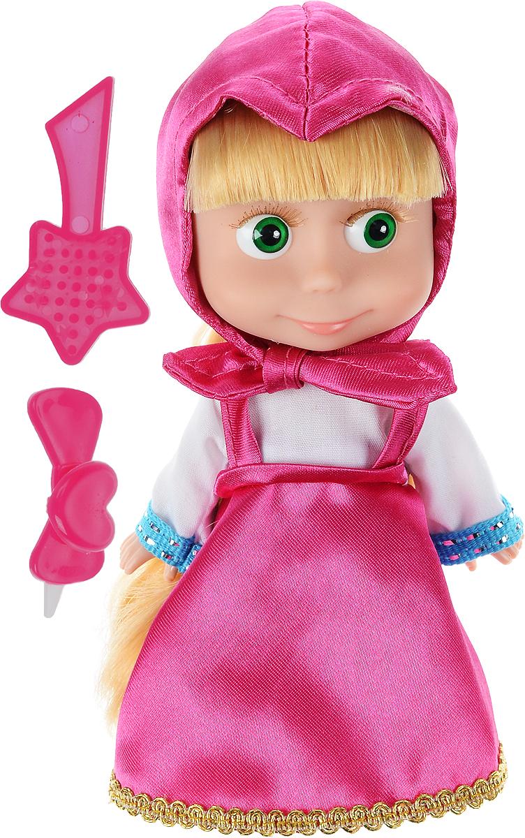 Карапуз Мини-кукла Маша 83030X куклы карапуз кукла карапуз принцесса рапунцель 25 см