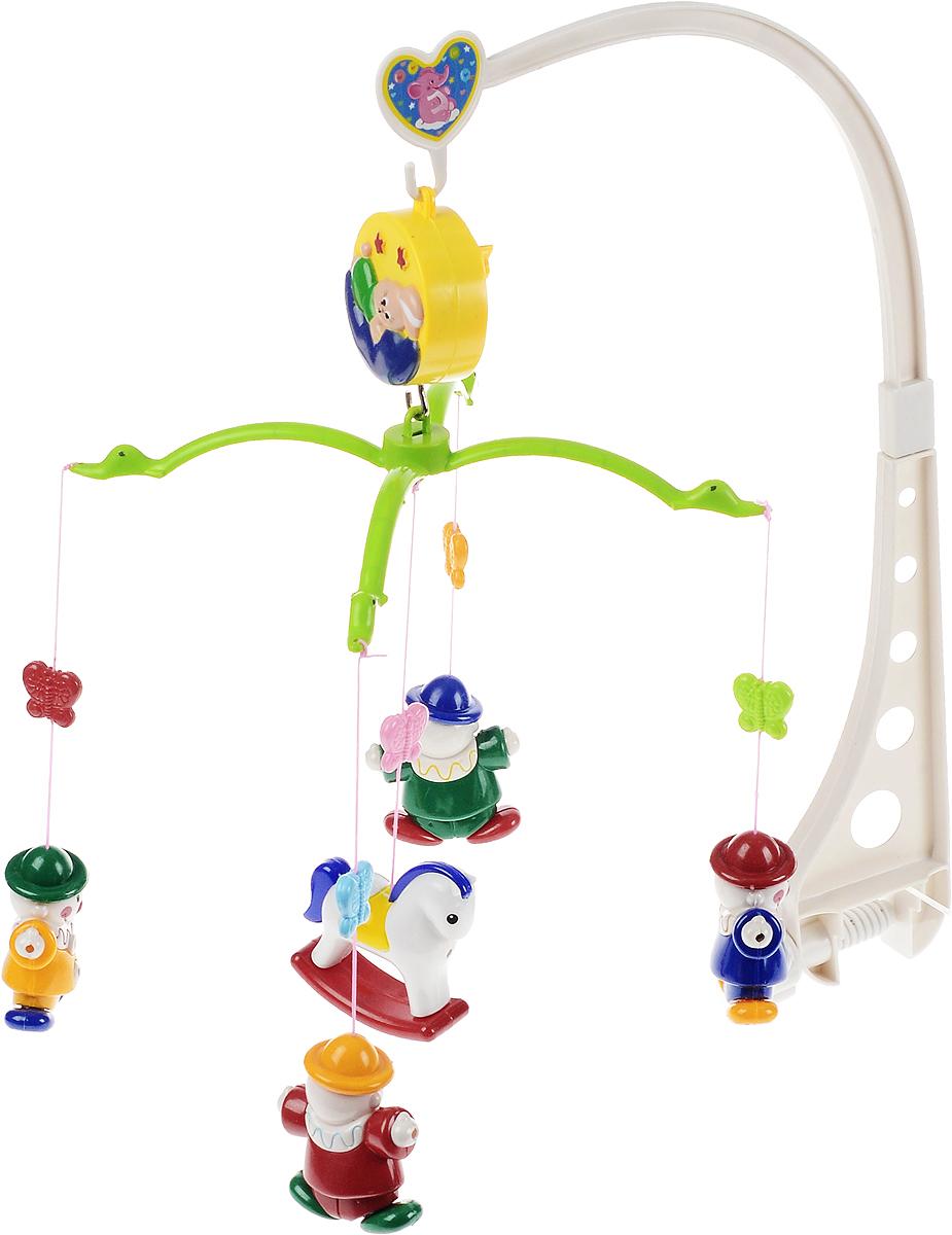Умка Мобиль Музыкальная карусель - Игрушки для малышей