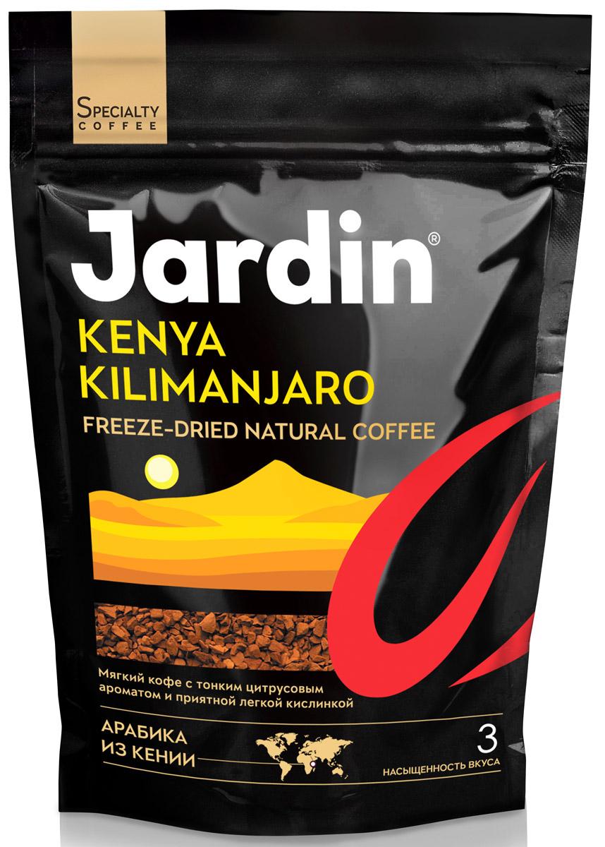 Jardin Kenya Kilimanjaro кофе растворимый, 150 г (м/у) растворимый кофе carte noire купить