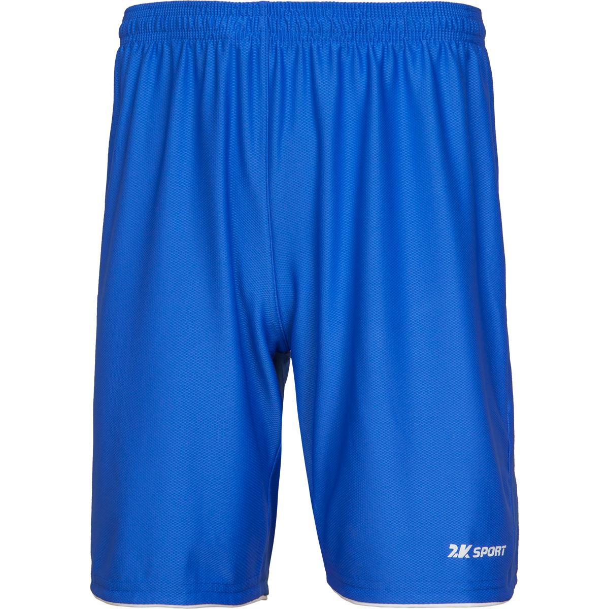 Шорты мужские 2K Sport Champion II, цвет: синий, белый. 120019. Размер XXL (54) шорты champion шорты