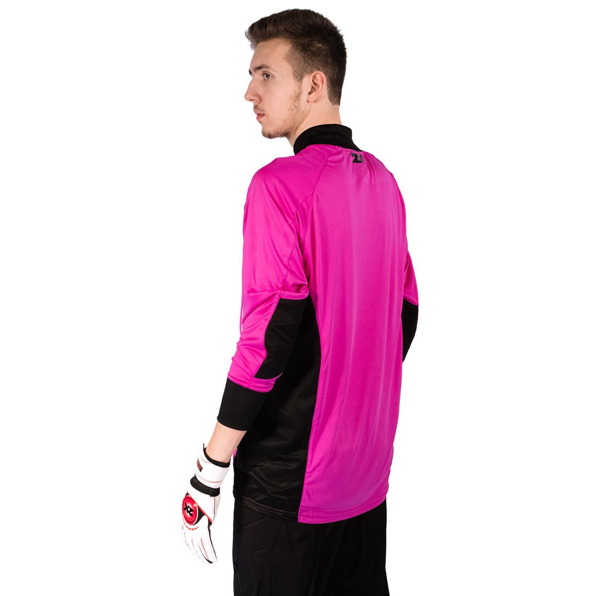 Джемпер вратарский 2K Sport Guardian, цвет:  пурпурный, черный, серебристый.  120437.  Размер XS (44) 2K Sport