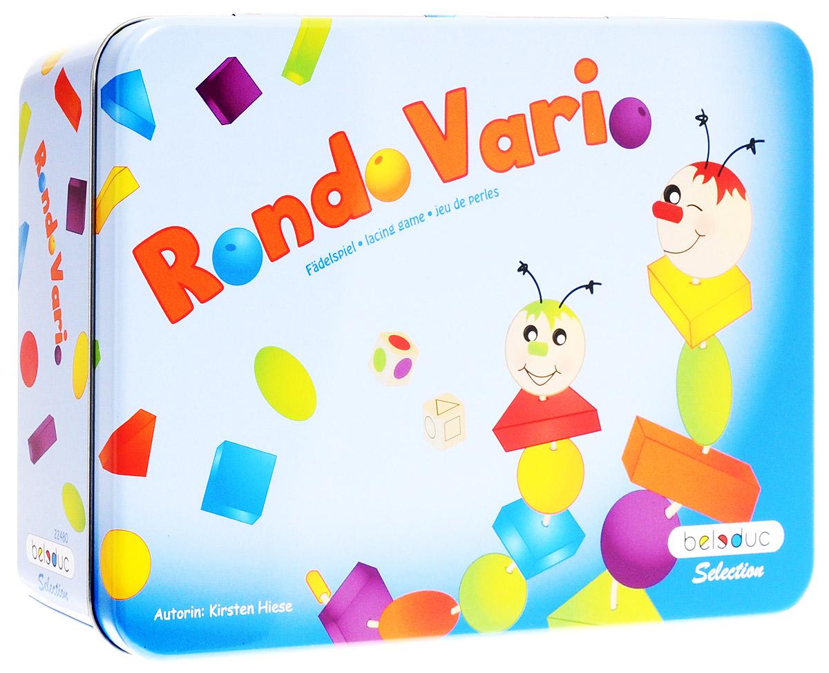 Beleduc Обучающая игра Рондо Варио 22480 -