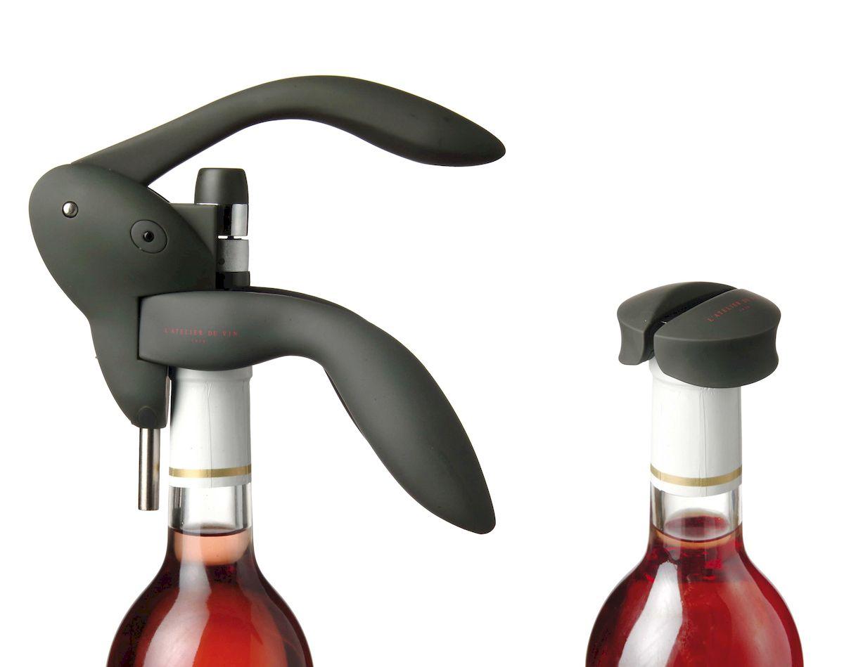 Подарочный набор LATELIER DU VIN: штопор Классический и обрезатель фольги95156