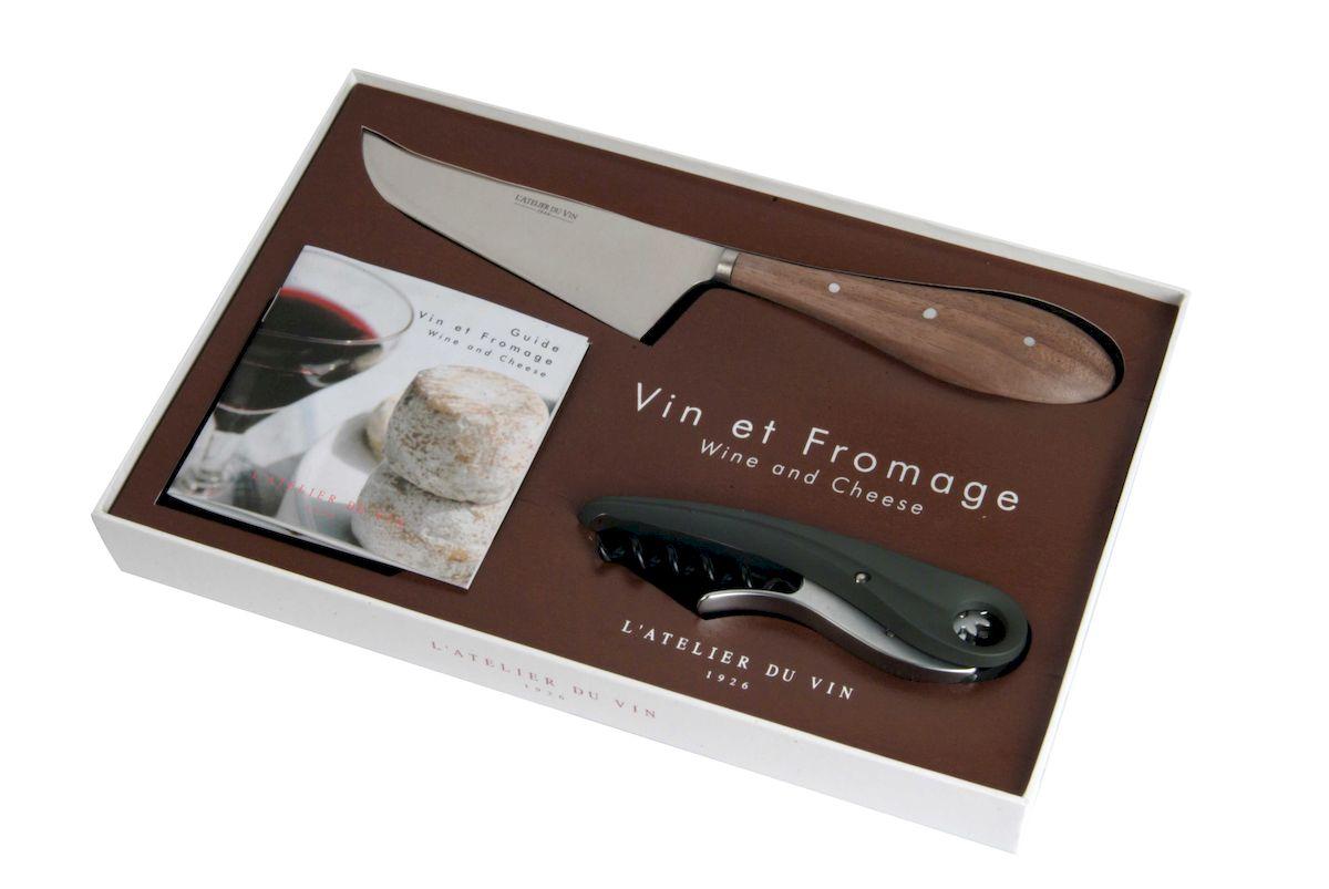 Набор для вина и сыра L'ATELIER DU VIN Софт машин clarins eclat du jour набор eclat du jour набор
