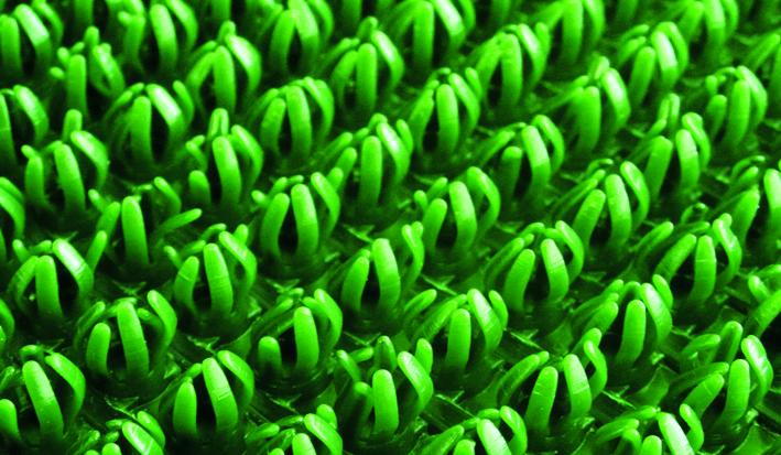 Щетинистое покрытие SunStep, цвет: зеленый, 0,90 х 15 м75-163Щетинистое покрытие 0,90х15 м, Зеленый, SUNSTEP™