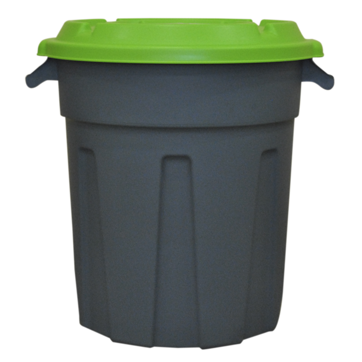 Мусорный бак InGreen, с крышкой, 80 лING6180Пластиковый мусорный бак InGreen предназначен для применения в быту. Изготовлен из материала, обеспечивающего изделию повышенную прочность. Крышка бака обеспечивает плотное закрывание. На дне бака предусмотрена площадка для установки колес.Размер изделия: 57,3 х 50,2 х 67,5 см.