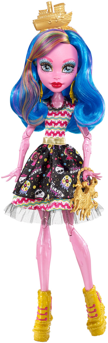 Monster High Кукла Гулиопа Джеллингтон monster high кукла пиратская авантюра дракулаура