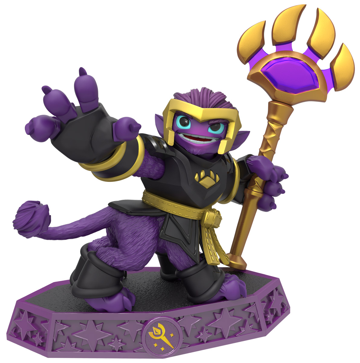 Skylanders Imaginators. Фигурка Сенсей Mysticat (стихия Magic)