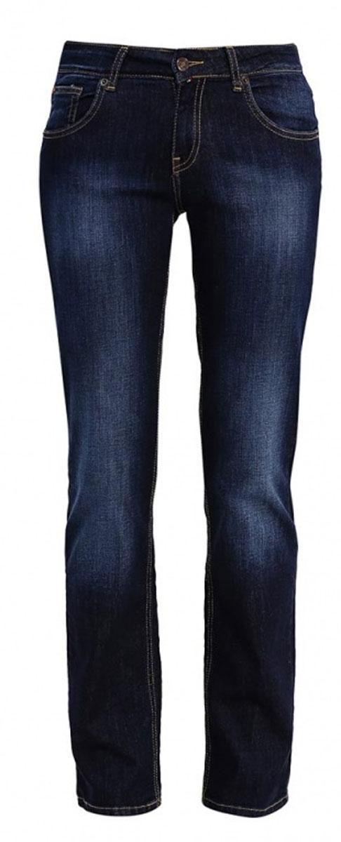Джинсы женские F5 Gypsy, цвет: синий. 160244_1950. Размер 26-34 (42-34) джинсы f5 невада