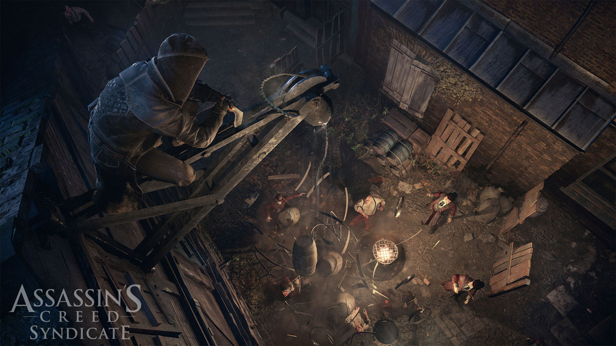 Assassin's Creed: Синдикат.  The Last Maharaja DLC Ubisoft Quebec