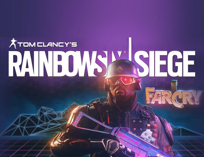Tom Clancy's Rainbow Six: Осада. Castle Blood Dragon Set, Ubisoft Montreal