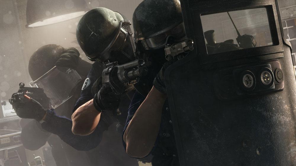 Tom Clancy's Rainbow Six: Осада.  Castle Blood Dragon Set Ubisoft Montreal