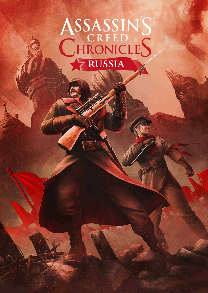 Assassin's Creed Chronicles. Россия, Climax Studios,Ubisoft Montreal