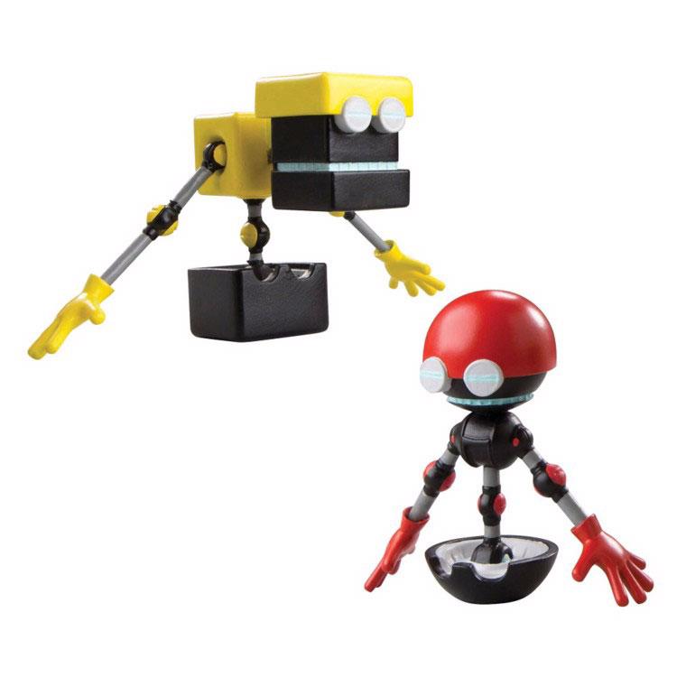 Sonic Boom Набор фигурок Кубор и Орбот