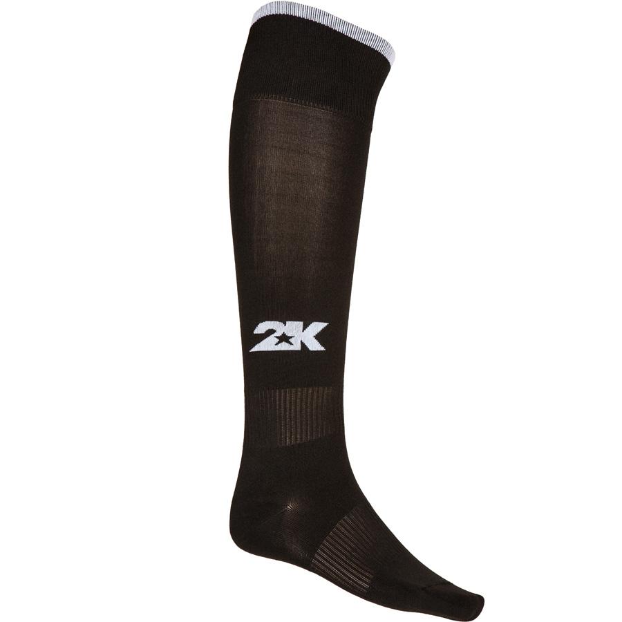 Гетры футбольные 2K Sport Classic, цвет: черный, белый. 120334. Размер 41/46120334_black/whiteКлассические футбольные гетры выполнены из высококачественного материала. Оформлены логотипом бренда.