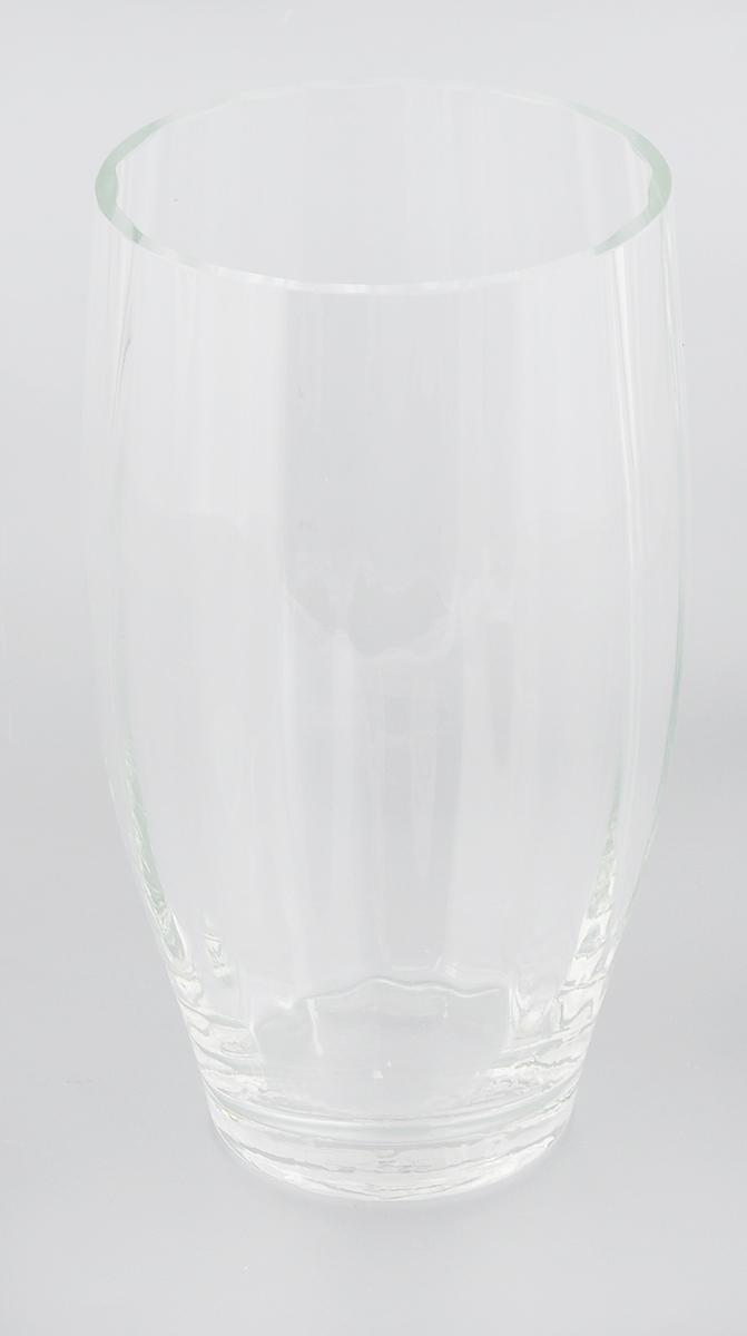 Ваза Неман Дива, высота 22 см25690/VID242Элегантная ваза Неман Дива выполнена из высококачественного прозрачного стекла.Изделие придется по вкусу и ценителям классики, и тем, кто предпочитает утонченность и изящность. Вы можете поставить вазу в любом месте, где она будет удачно смотреться и радовать глаз. Такая ваза подойдет для декора интерьера. Кроме того - это отличный вариант подарка для ваших близких и друзей.Высота вазы: 22 см.Диаметр вазы по верхнему краю: 11,5 см.Диаметр дна: 7,5 см.
