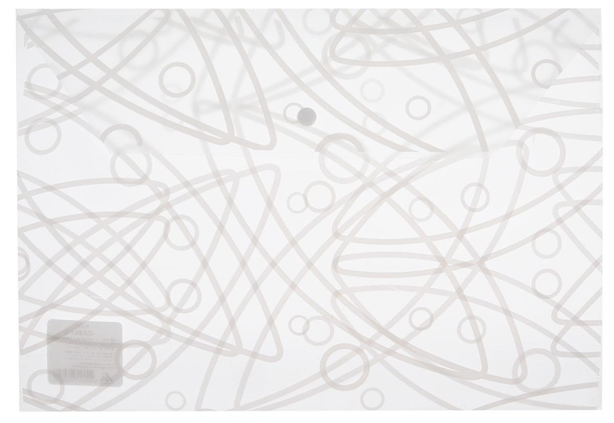 Бюрократ Папка-конверт на кнопке Galaxy976251Папка-конверт на кнопке Бюрократ Galaxy - это удобный и функциональный офисный инструмент, предназначенный для хранения и транспортировки рабочих бумаг и документов формата А4.Папка изготовлена из прозрачного пластика, закрывается клапаном на кнопку. Папка-конверт - это незаменимый атрибут для студента, школьника и офисного работника. Такая папка надежно сохранит ваши документы и сбережет их от повреждений, пыли и влаги.