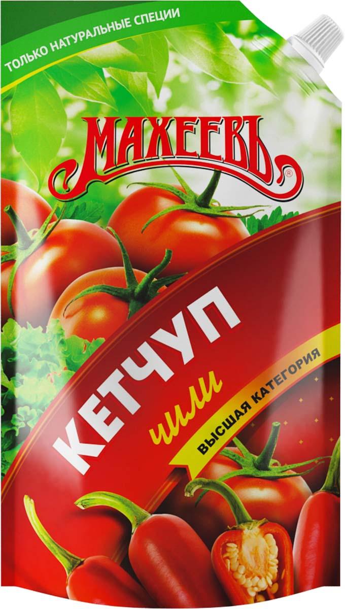 Махеевъ кетчуп чили, 260 г4604248002381Кетчуп Махеевъ Чили - пикантный кетчуп со вкусом спелых томатов. Обладает остротой жгучих перчиков чили и насыщенным пряным ароматом.