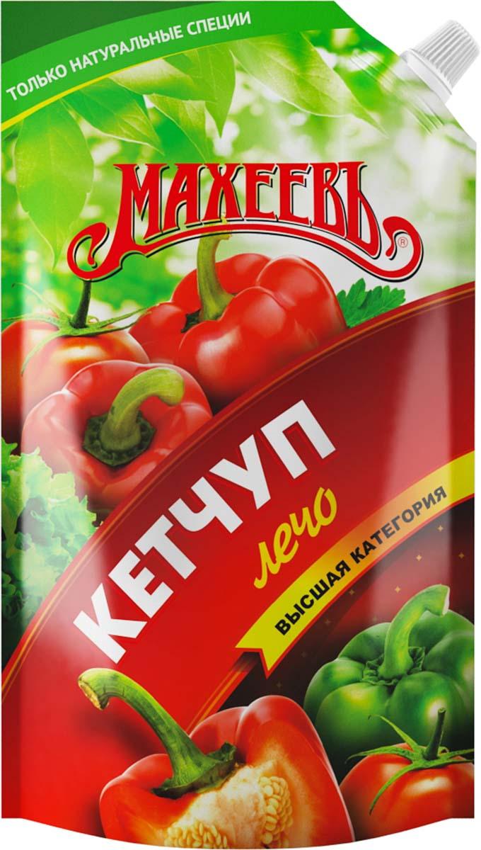 Махеевъ кетчуп лечо, 260 г балтимор кетчуп шашлычный 260 г