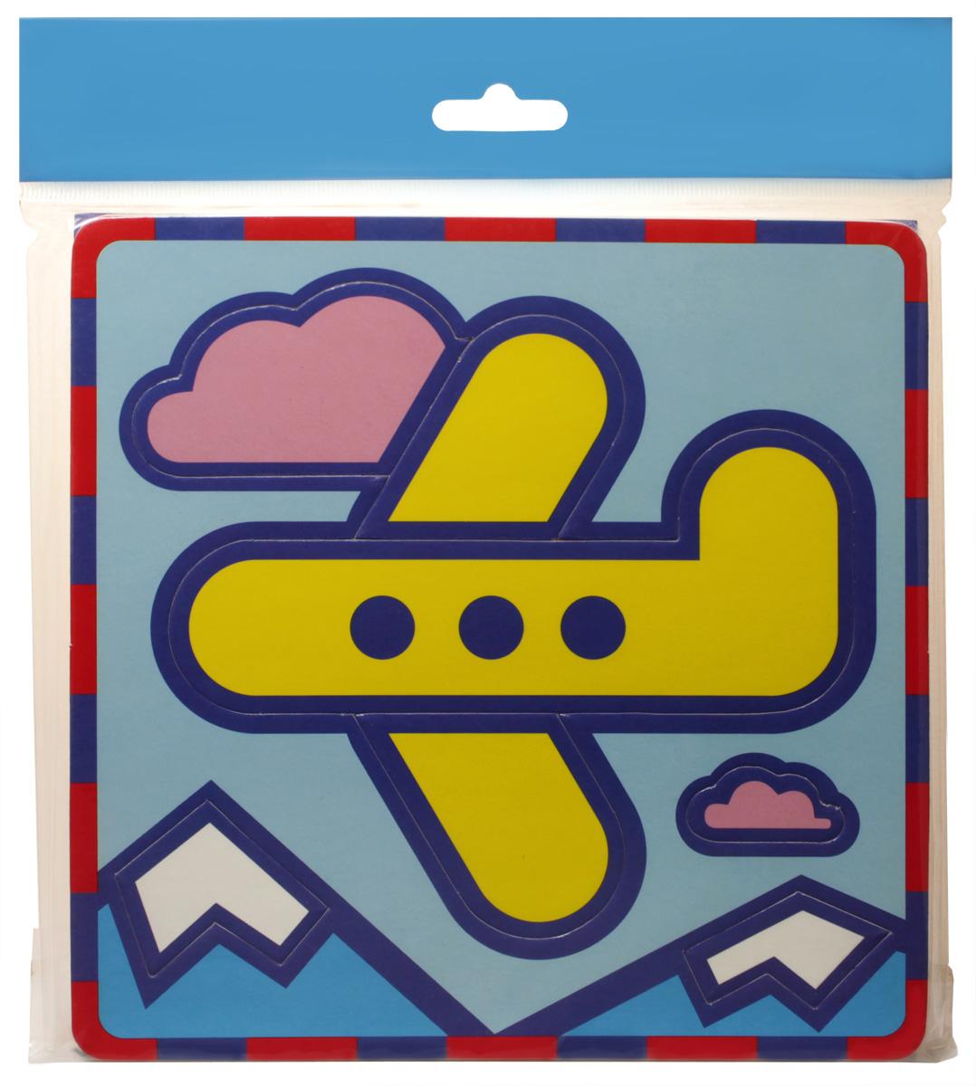 Умная бумага Пазл для малышей Самолет