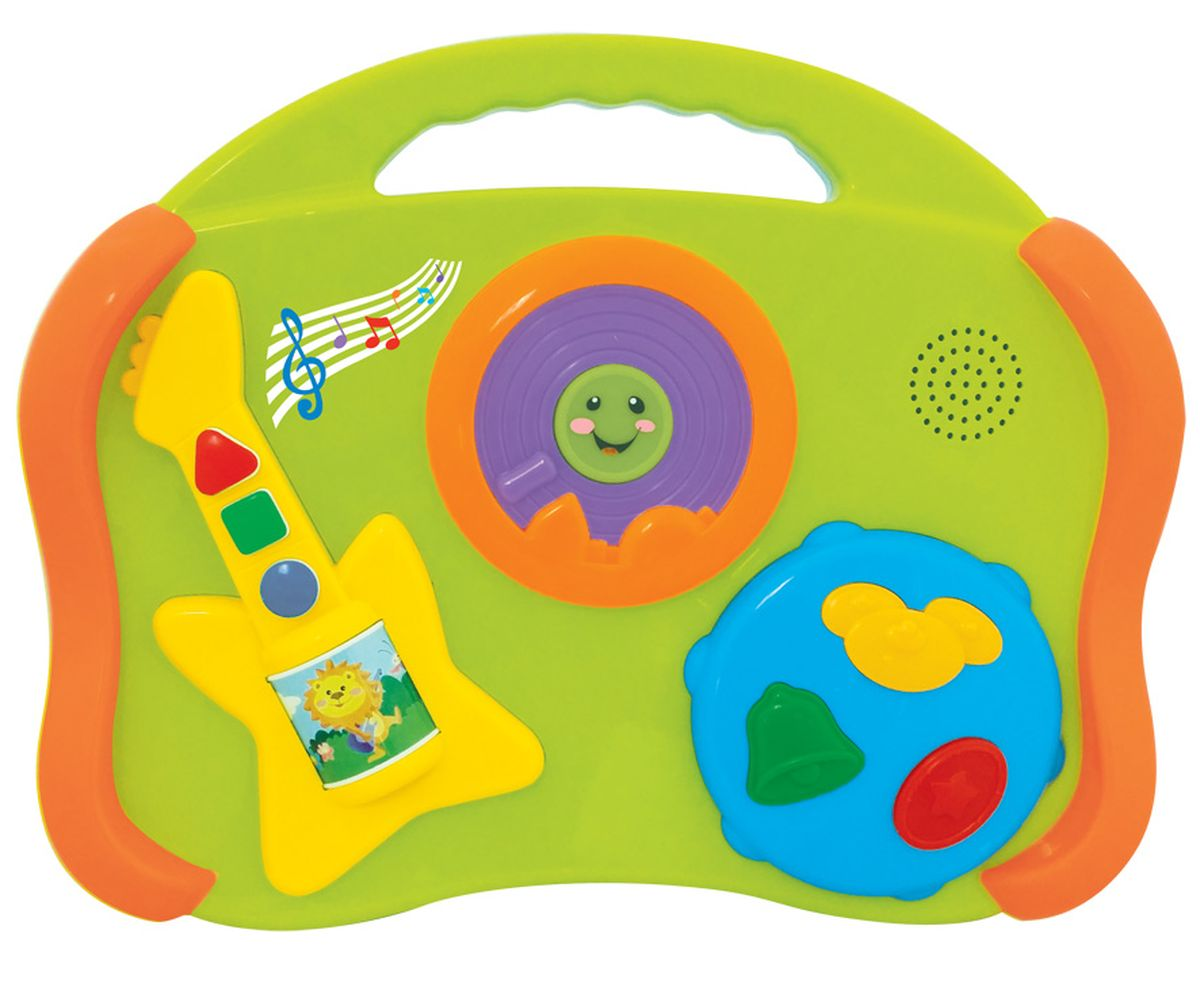 Kiddieland Развивающая игрушка Музыкальные инструменты 6 в 1
