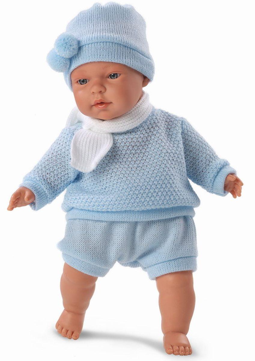 Llorens Кукла Павел куклы и одежда для кукол llorens кукла алиса 33 см со звуком