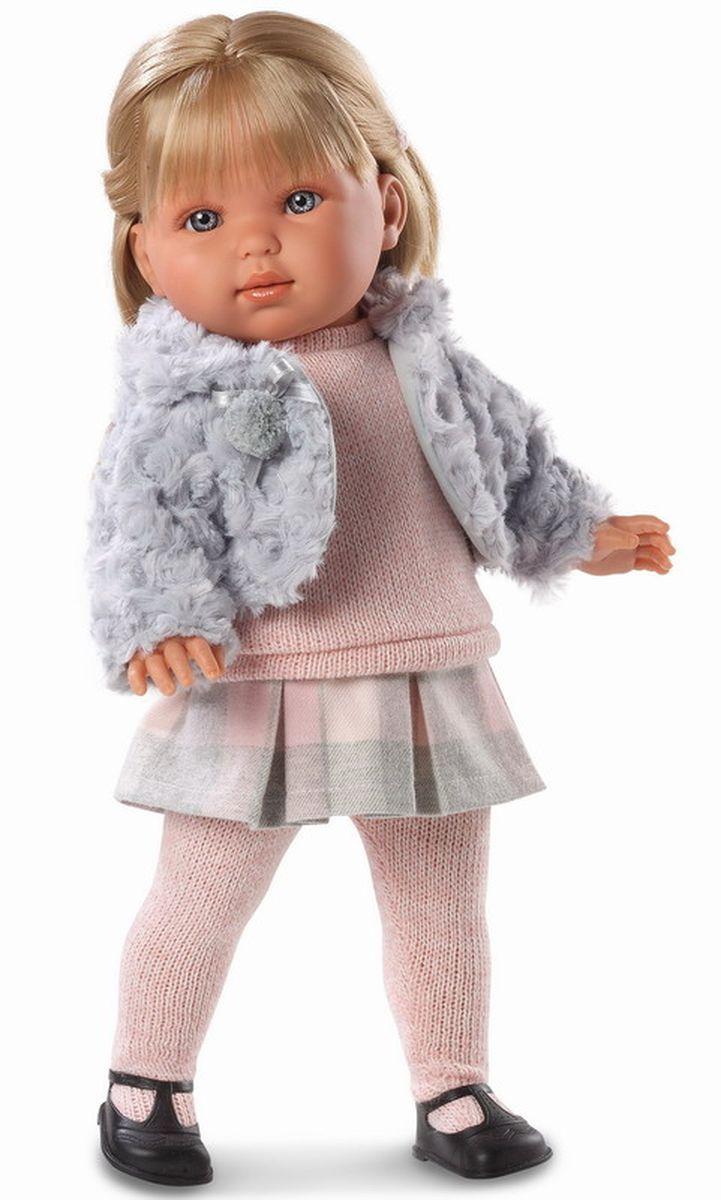 Llorens Кукла Лаура 45 см llorens кукла лаура 45 см l 54514
