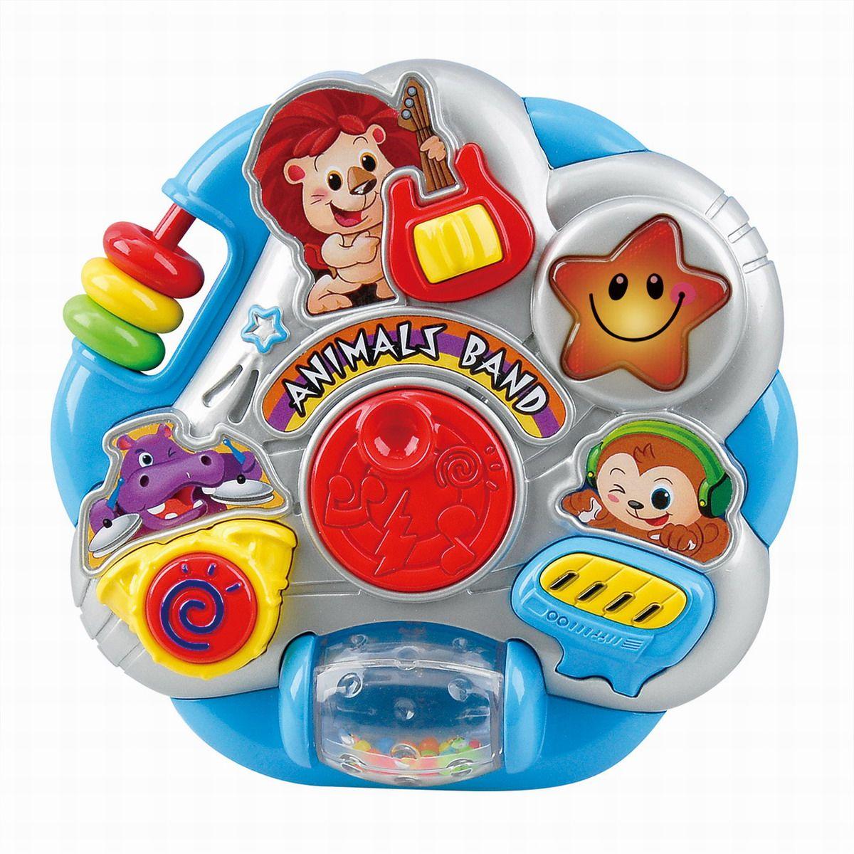Playgo Развивающая игрушка Оркестр с животными сортеры playgo развивающая игрушка самолет сортер