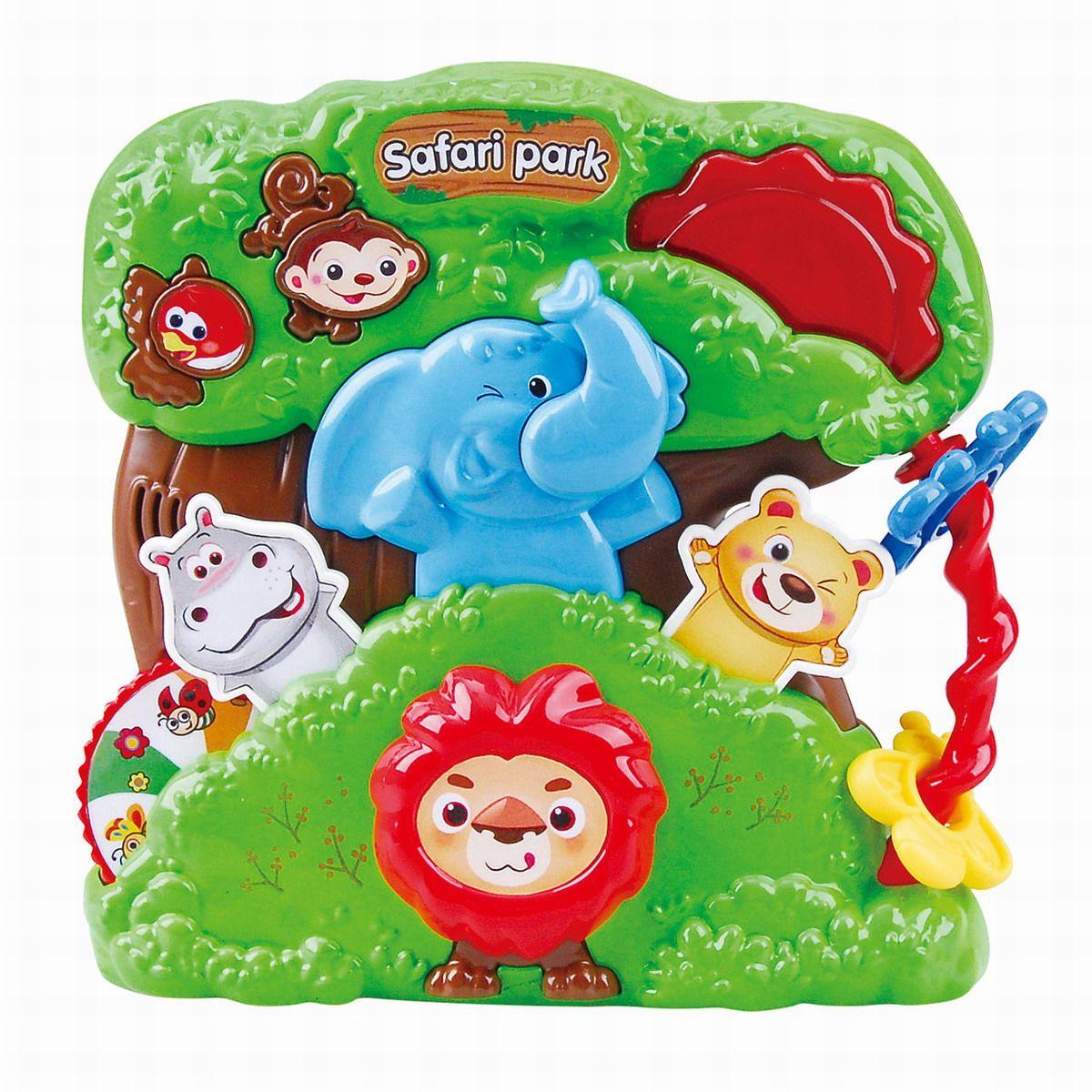 Playgo Развивающая игрушка Сафари парк алоэ парк в минске аптеки