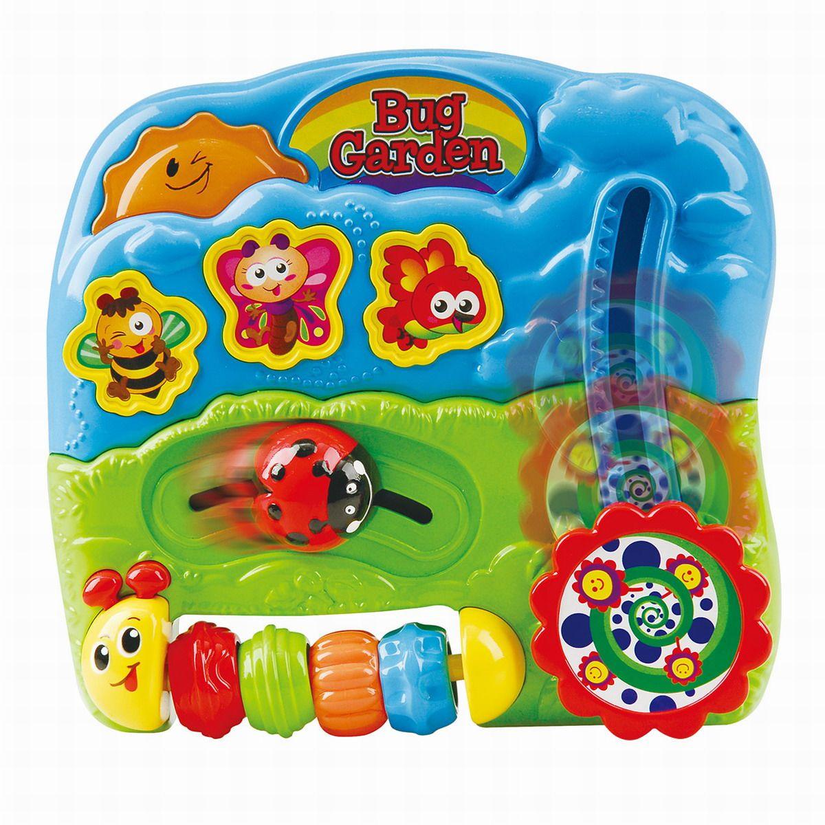 Playgo Развивающая игрушка Сад букашек развивающая игрушка playgo цветик семицветик play 1538