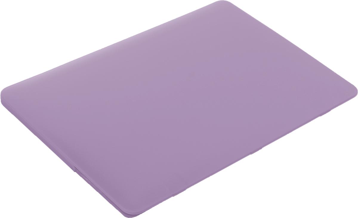 Liberty Project чехол для Apple Macbook Pro Retina 15,4, PurpleR0001282Чехол Liberty Projectдля Apple Macbook Pro Retina 15,4 - это тонкая и прочная защита вашего устройства от потертостей и царапин, возникающих на корпусе при ежедневной эксплуатации. Чехол обеспечивает свободный доступ ко всем портам и разъемам ноутбука, а также не мешает процессу охлаждения.