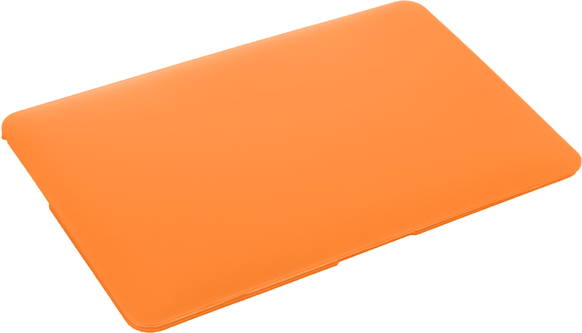 Liberty Project чехол для Apple Macbook Air 11,6, OrangeR0001267Чехол Liberty Projectдля Apple Macbook Air 11,6- это тонкая и прочная защита вашего устройства от потертостей и царапин, возникающих на корпусе при ежедневной эксплуатации. Чехол обеспечивает свободный доступ ко всем портам и разъемам ноутбука, а также не мешает процессу охлаждения.