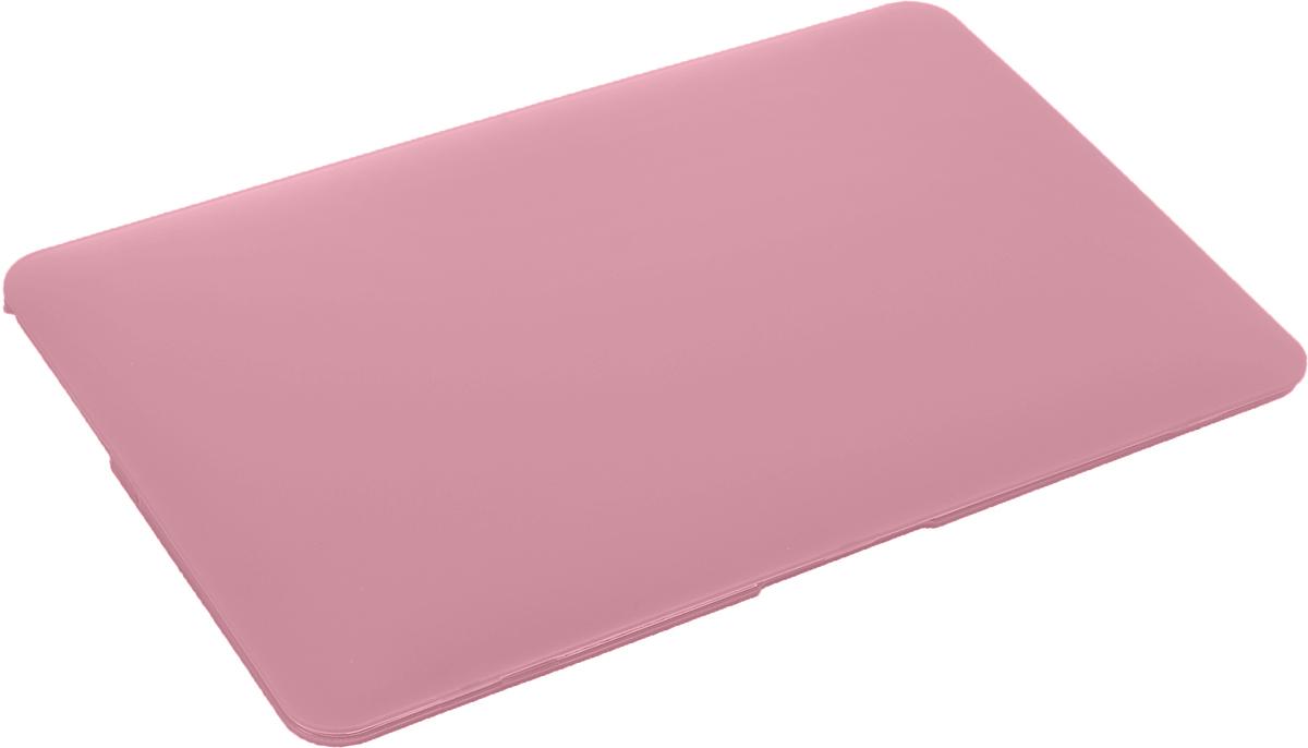 Liberty Project чехол для Apple Macbook Air 11,6, PinkR0001270Чехол Liberty Projectдля Apple Macbook Air 11,6- это тонкая и прочная защита вашего устройства от потертостей и царапин, возникающих на корпусе при ежедневной эксплуатации. Чехол обеспечивает свободный доступ ко всем портам и разъемам ноутбука, а также не мешает процессу охлаждения.