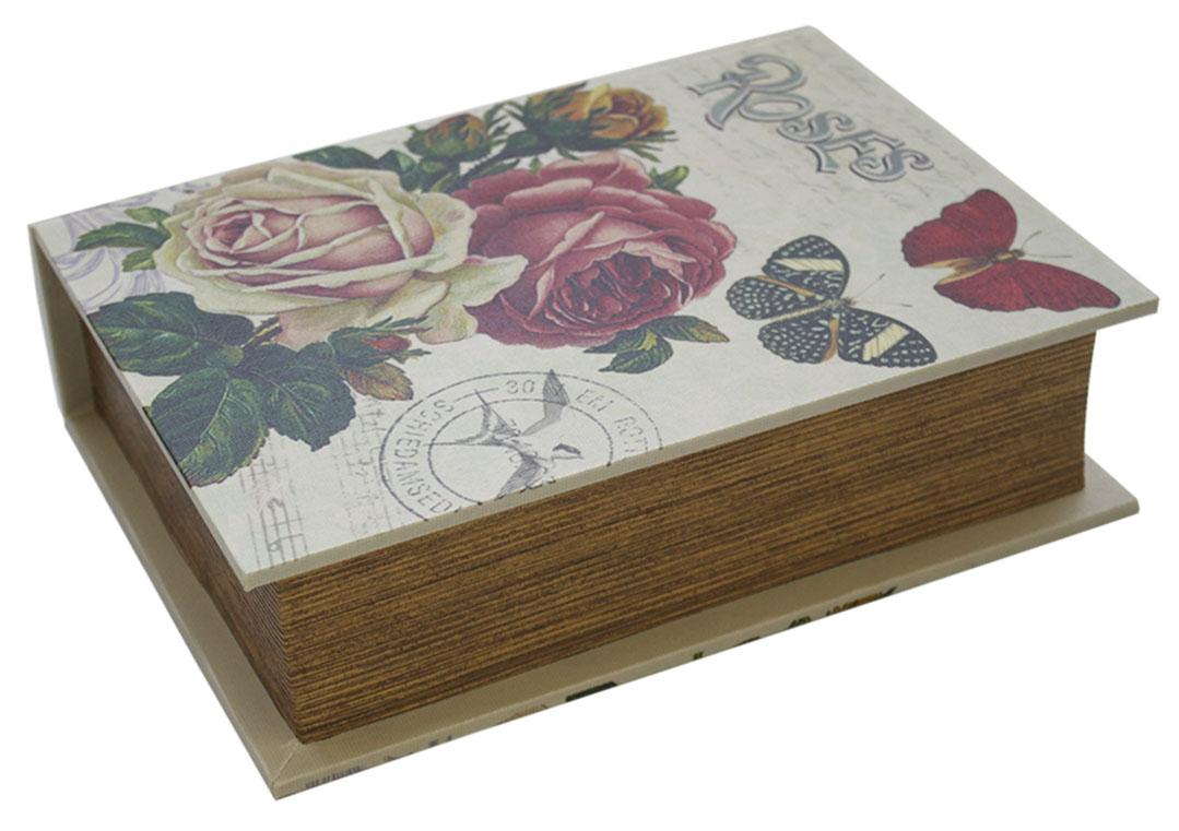 Шкатулка для рукоделия Розы, 24х18х6,5 см. TL4567L771516901
