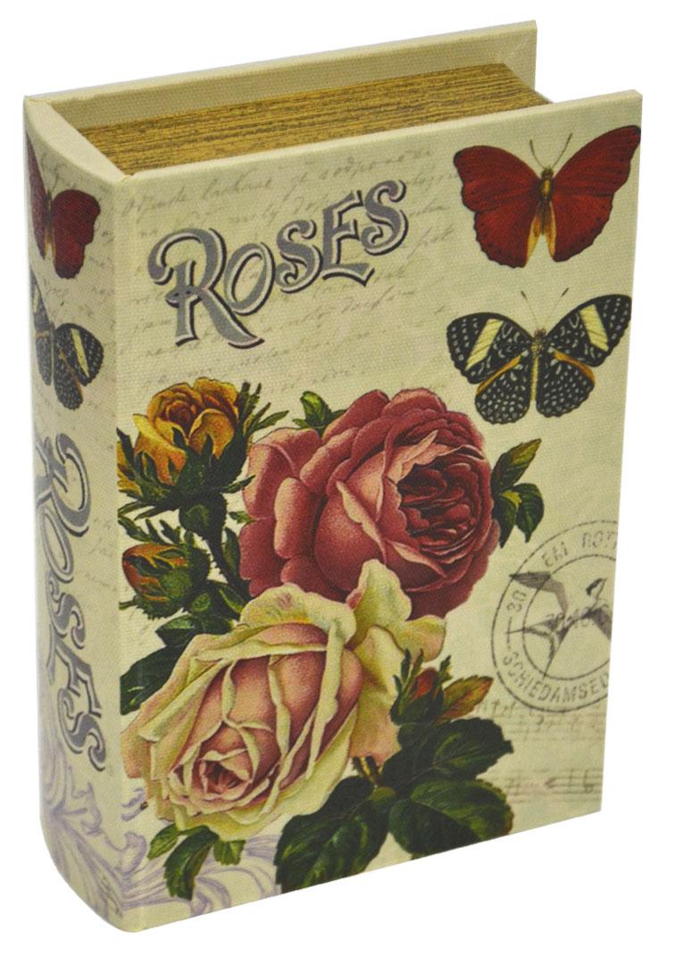 Шкатулка для рукоделия Розы, 19х13х5 см. TL4567S771516902