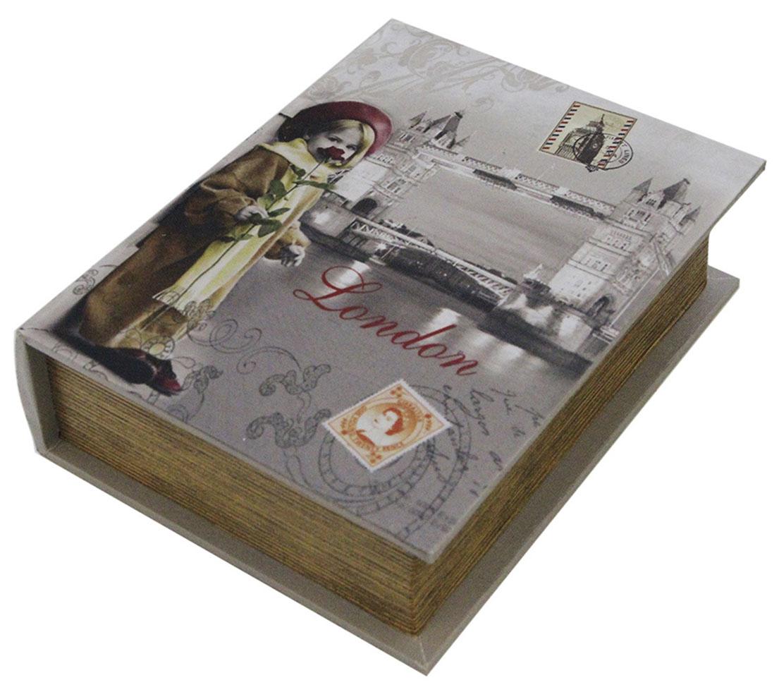 Шкатулка для рукоделия Лондон, 24х18х6,5 см. TL4570L771517101