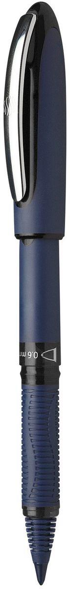 Schneider Шариковая ручка One Business цвет чернил черныйS1830-01/1Шариковая ручка Schneider One Business с использованием инновационной Viscoglide-технологии, обеспечивающей моментальную подачу чернил обеспечивает необычайно легкое, скользящее письмо. Ручка имеет эргономичную форму и прорезиненную поверхность. Ручка идеально подойдет для тех, кто хочет писать особенно плавно. Светостойкие и яркие чернила, качественные наконечники обеспечивают точные и тонкие штрихи.