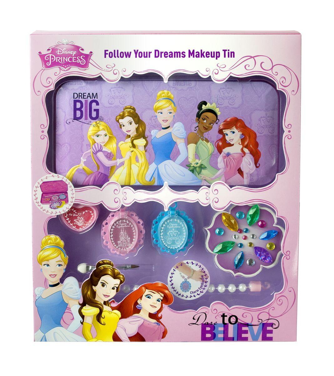Markwins Игровой набор детской декоративной косметики Princess 9603951 косметика от эссенс