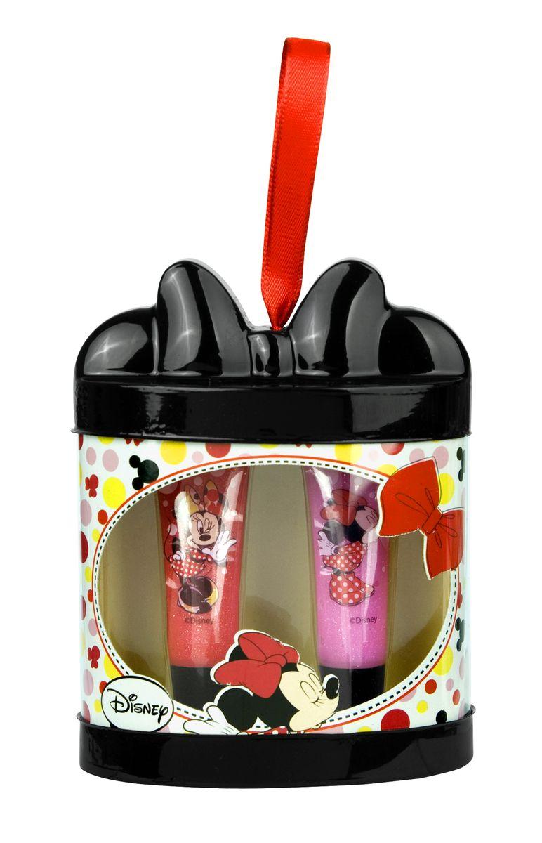 Markwins Игровой набор детской декоративной косметики для губ Minnie 96047519604751Состав набора: блески для губ в тубах 2 шт.