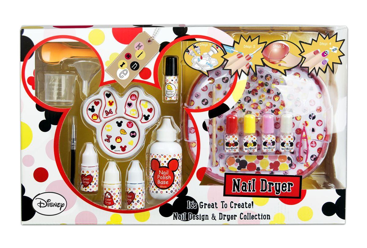 Markwins Игровой набор детской декоративной косметики для ногтей Minnie