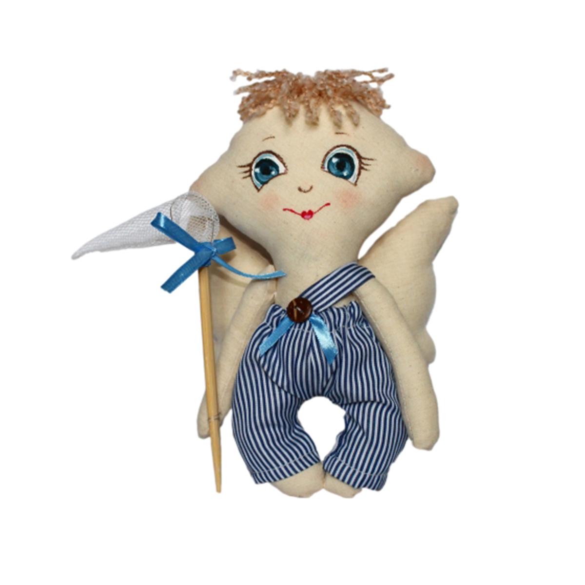 Набор для изготовления игрушки Артмикс Сережка, высота 22 см. AM100013 набор для изготовления текстильной игрушки артмикс мишка папа высота 25 см