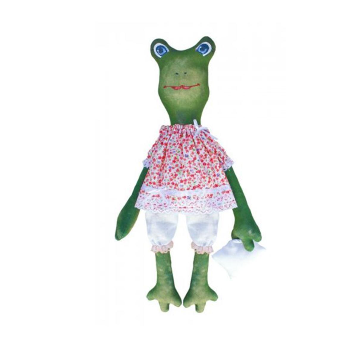 Набор для изготовления игрушки Артмикс Хлоя, высота 44 см. AM100021 набор для изготовления текстильной игрушки артмикс мишка папа высота 25 см