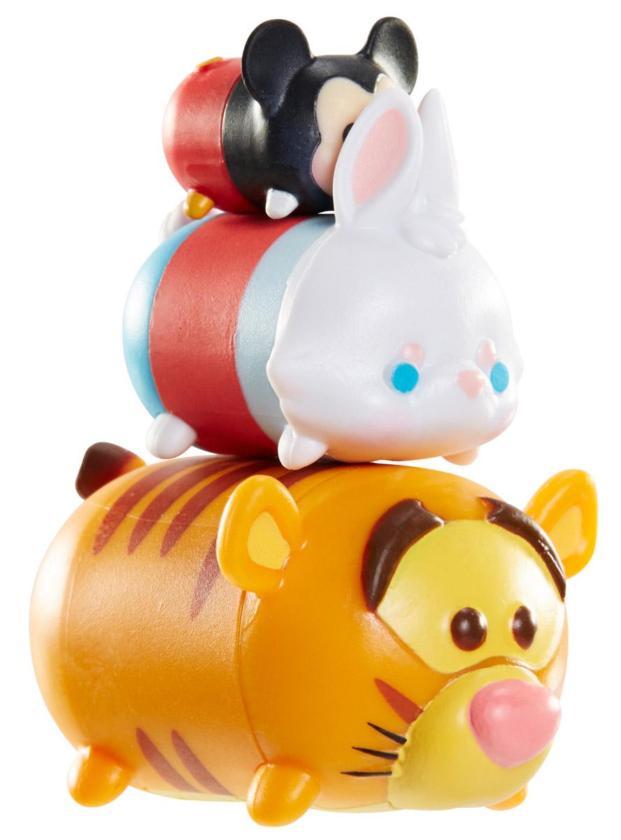 Tsum Tsum Набор фигурок Микки Маус Белый Кролик Тигруля new in box tsum tsum stack n play toy shop original