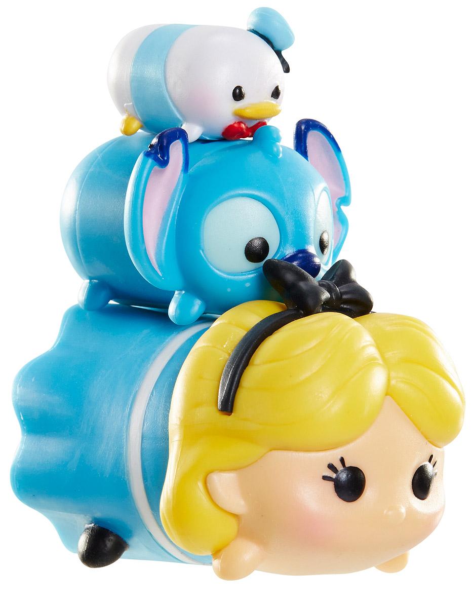 Tsum Tsum Набор фигурок Дональд Дак Стич Алиса new in box tsum tsum stack n play toy shop original