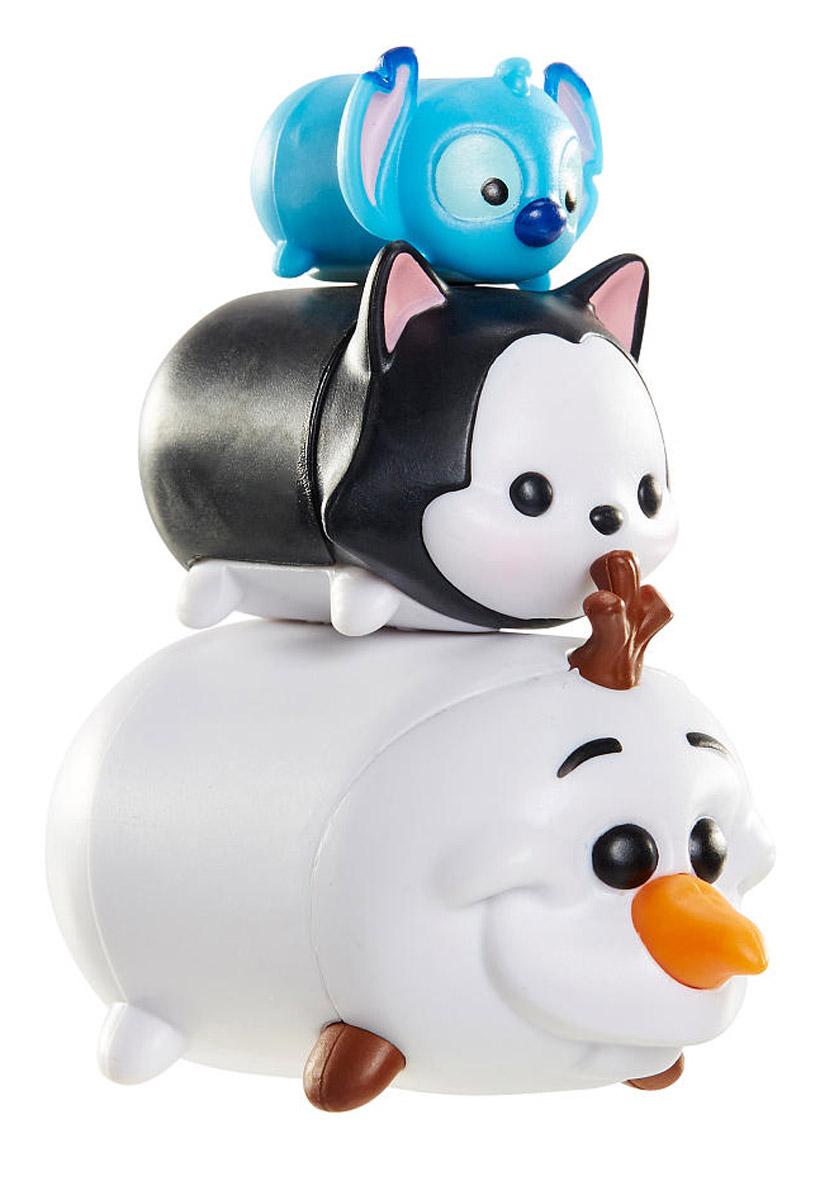Tsum Tsum Набор фигурок Стич Фигаро Олаф new in box tsum tsum stack n play toy shop original
