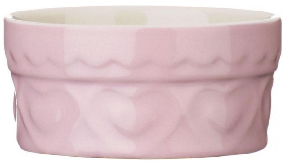 Горшочек для запекания Premier Housewares Сердца, цвет: розовый, 200 мл. 07225800722580Горшочек для запекания Premier Housewares Сердца - это емкость, изготовленная из качественной керамики без дополнительного покрытия. В этом красивом горшочке можно не только готовить вкусные и полезные блюда, но и подавать их прямо к столу.